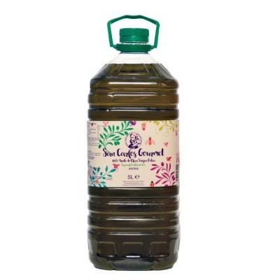 San Carlos Gourmet. Aceite Oliva Virgen Extra 5L.