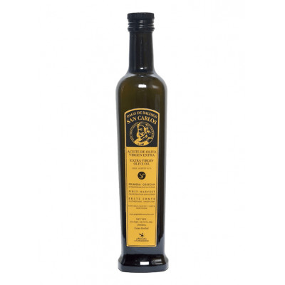 Pago Baldíos. Aceite Oliva Virgen Extra Arbequina 250 ML.
